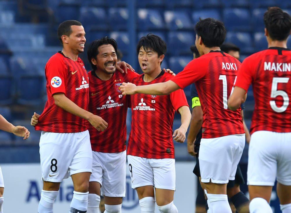 Jリーグチーム:浦和レッドダイヤモンズの歴史の一瞬