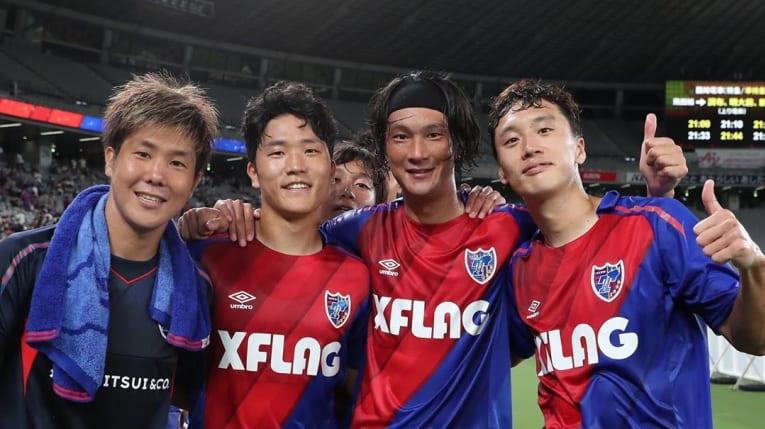 Jリーグ:FC東京の最高の瞬間