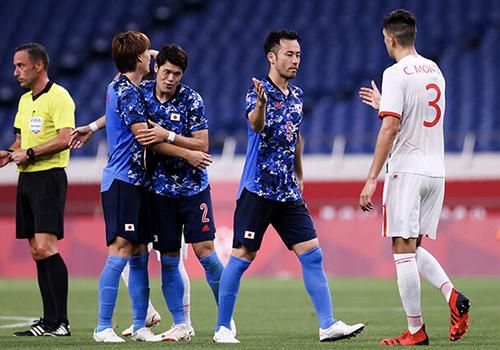 サッカーのナショナルチーム